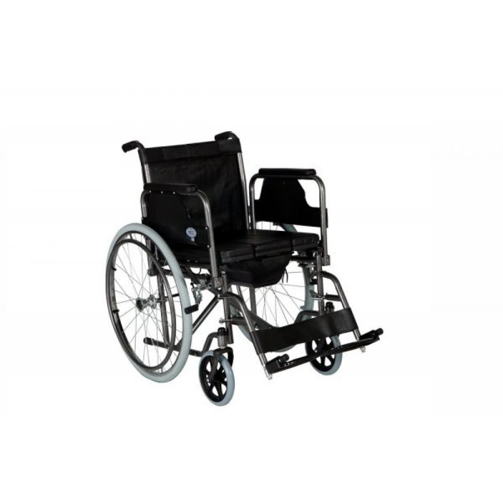 Indoor Wheelchair with commode III