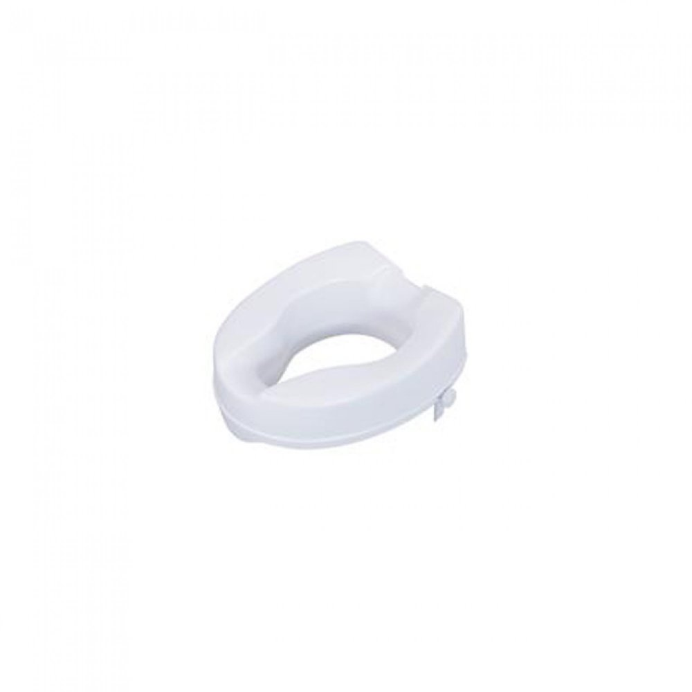 Raised Toilet Seat 10 cm with clamps