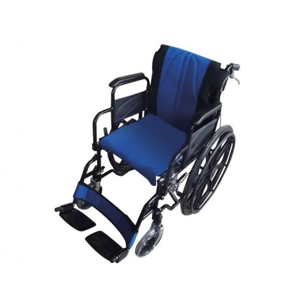 Wheelchair Golden Series, blue-black