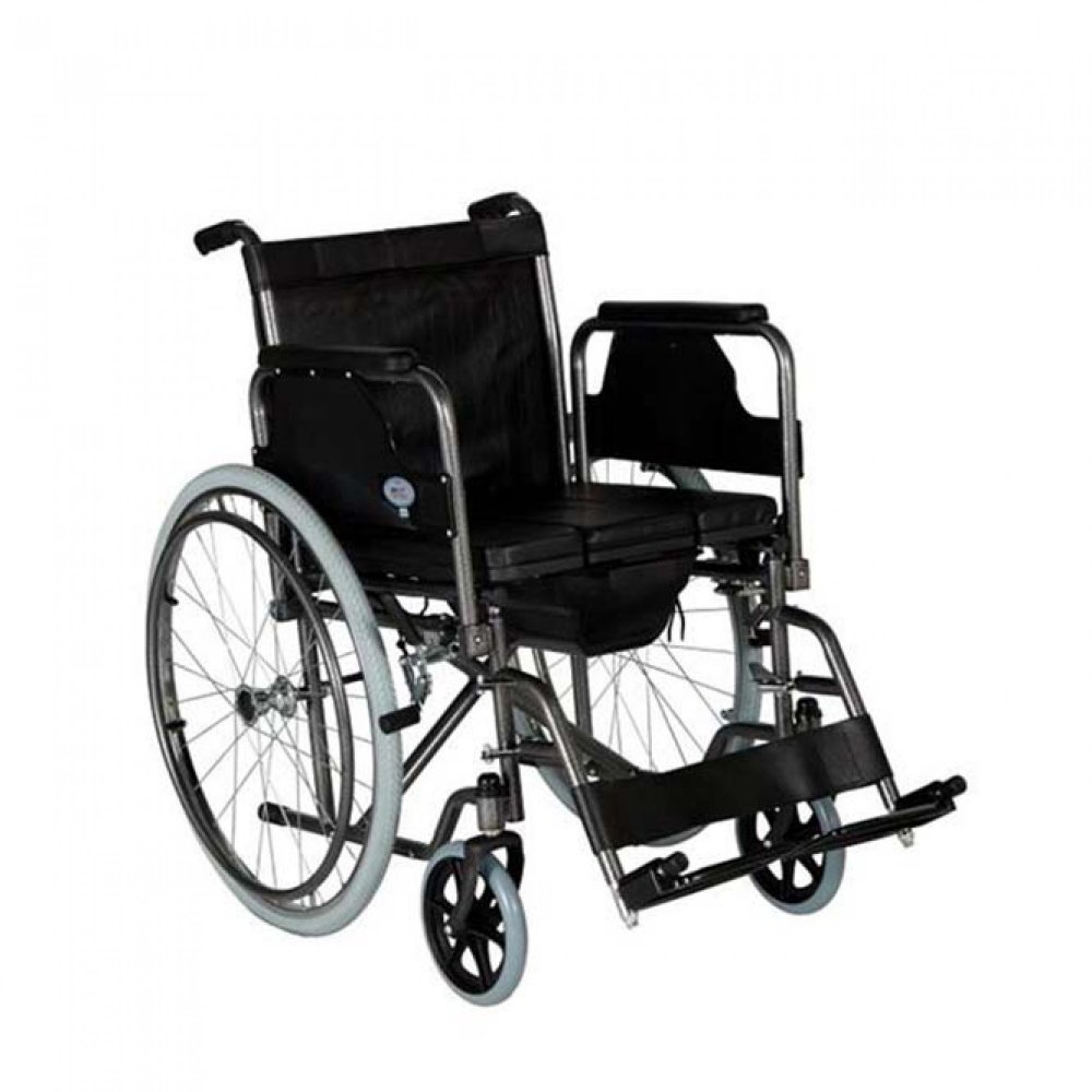 Wheelchair with Commode I