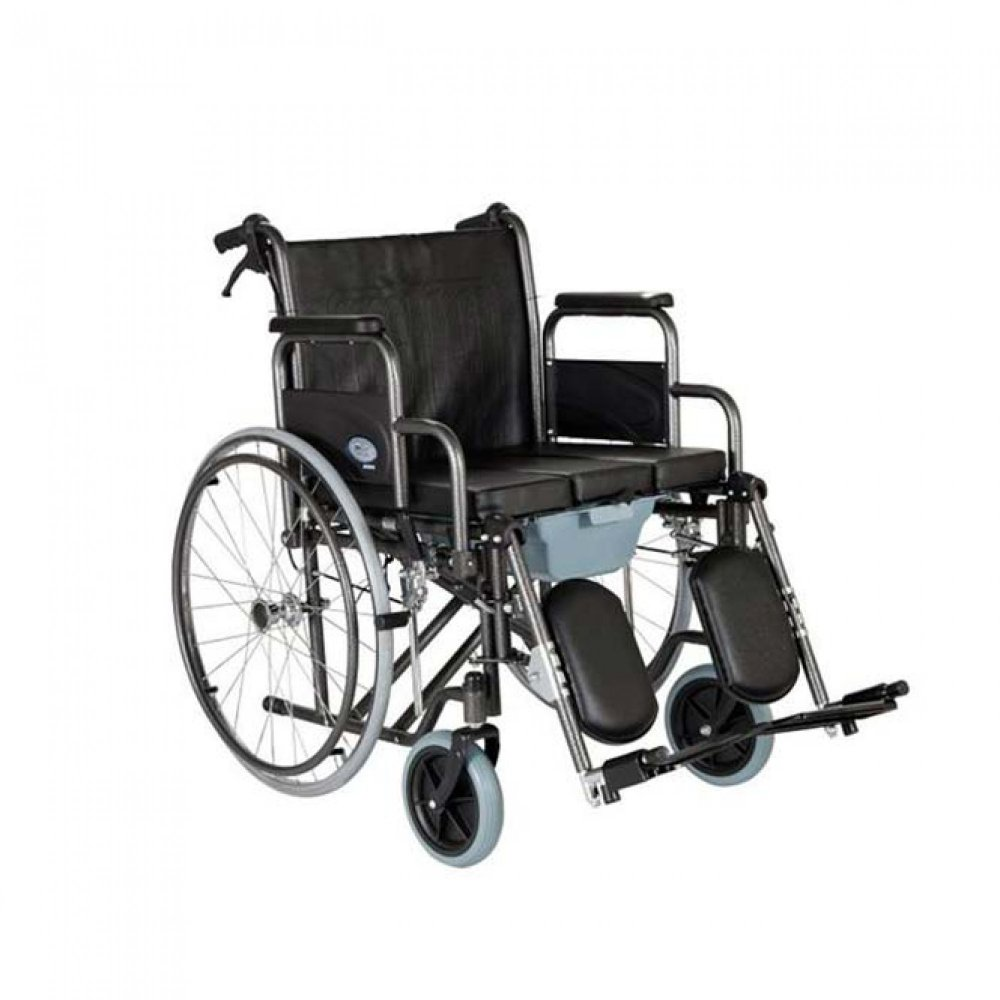 Wheelchair with Commode III