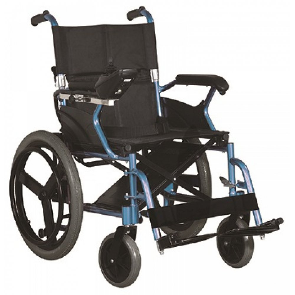 Power Wheelchair Convert