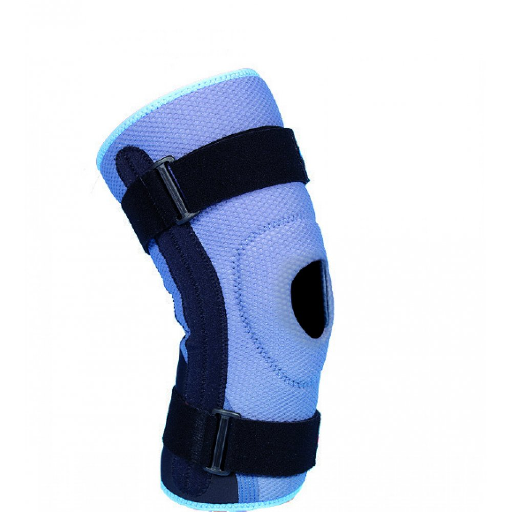Elastic Knee Cap AIR - TEX with support
