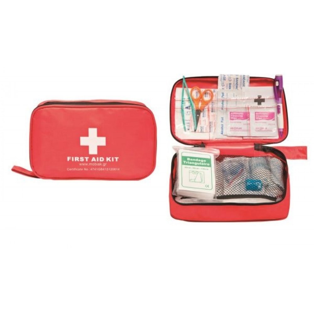 Emergency medical aid kit