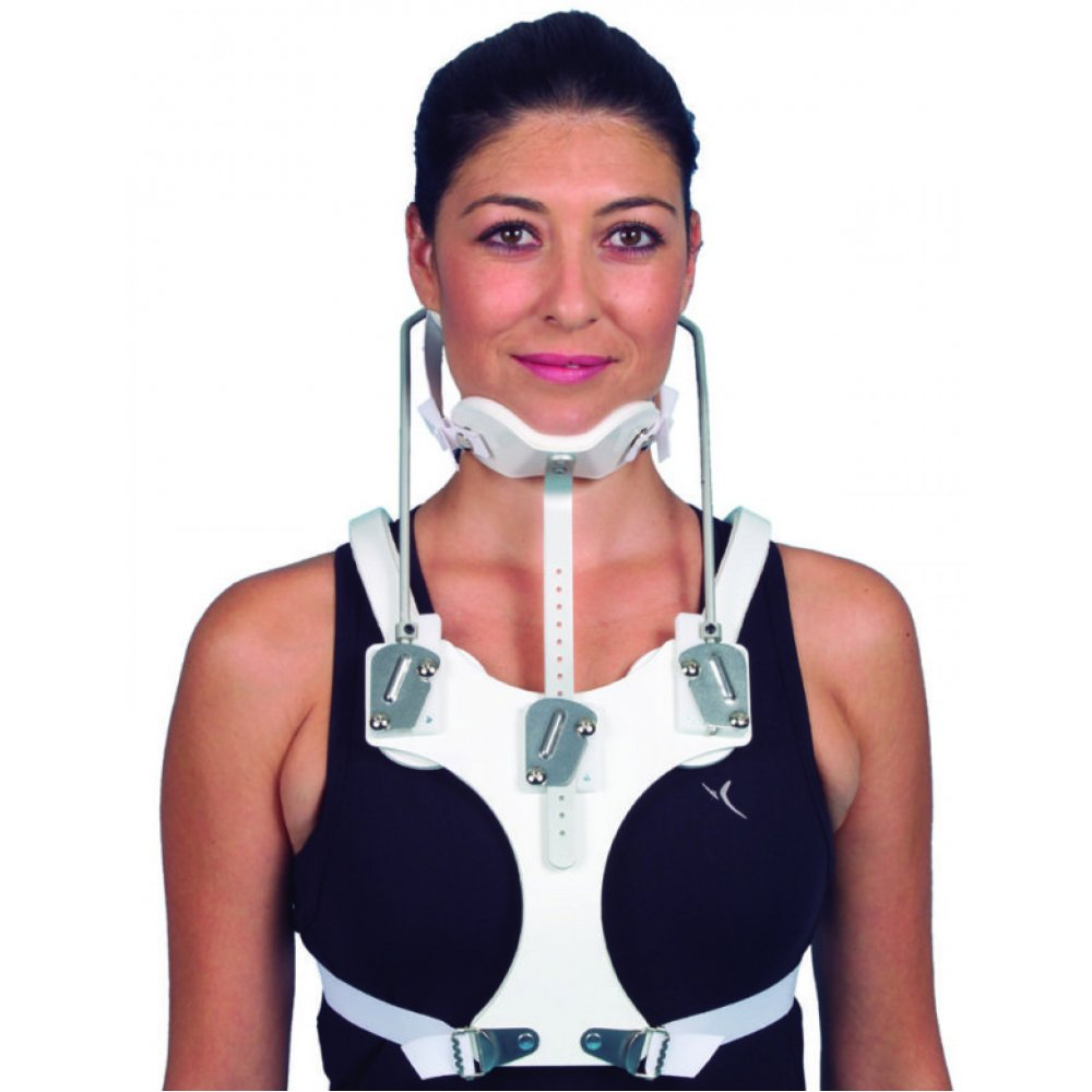 Cervical Splint with adjustable height I.M.O.