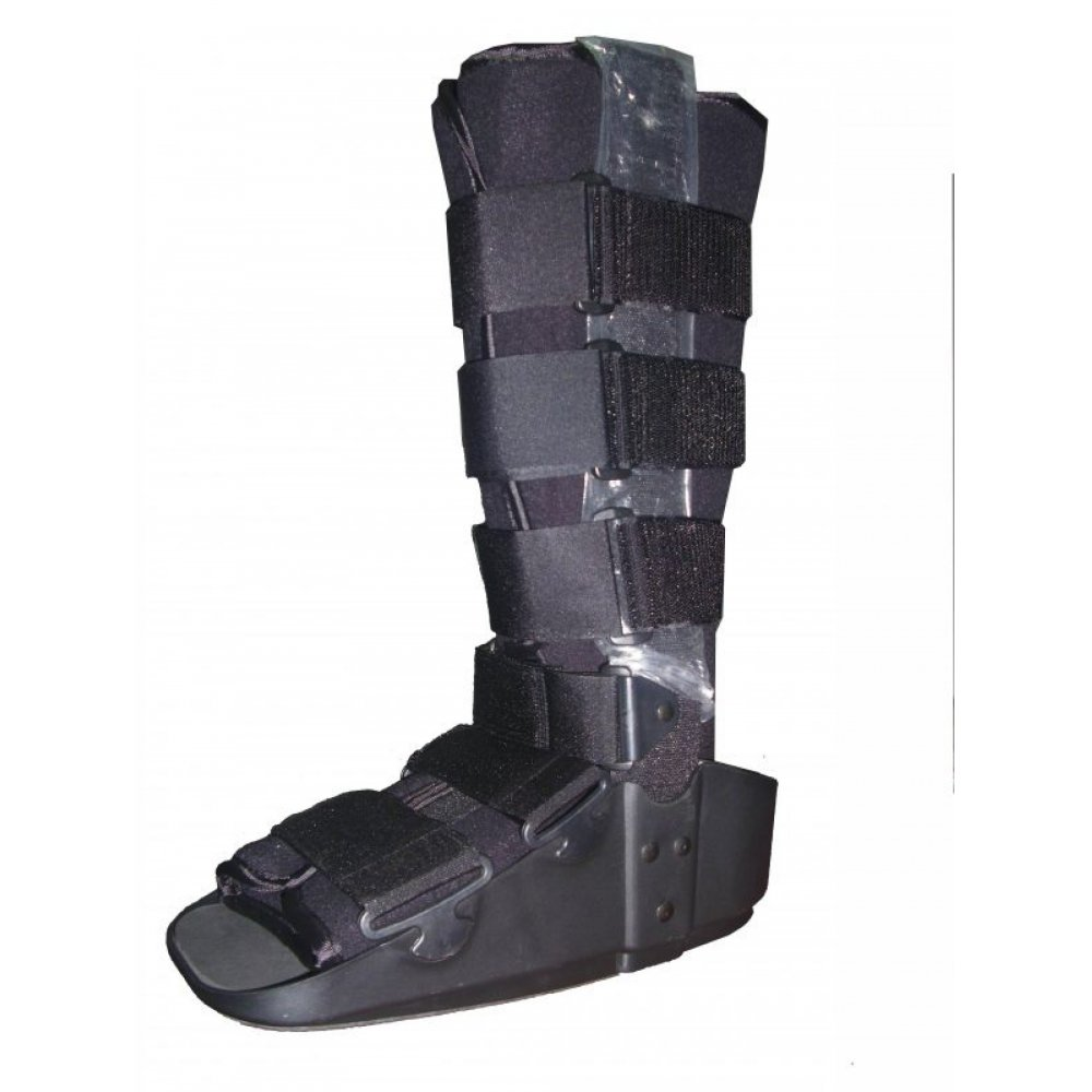 Tall Stable Bone Fracture Boot