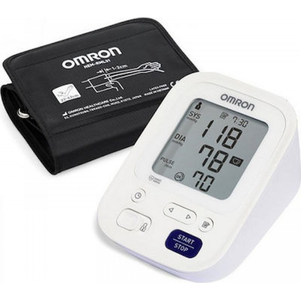 Blood Pressure meter Omron M3 Intellisense