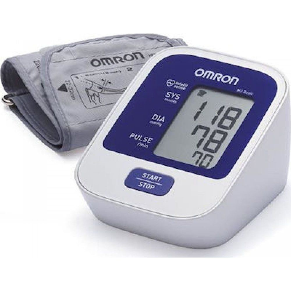 Blood Pressure meter Omron M2 BASIC