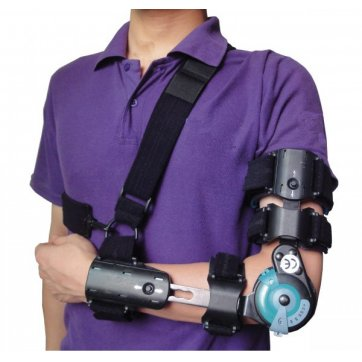 Oxy Care Elbow ROM Brace (right)
