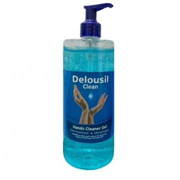 S.J.A. PHARM SJA Pharm Delousil Clean Hand Alcohol Gel 1000ml