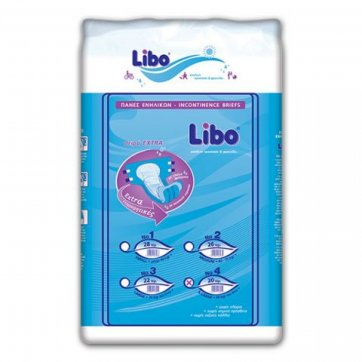 Oxy Care Diapers Libo- extra