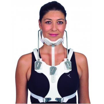 Oxy Care Cervical Splint with adjustable height I.M.O.
