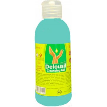 S.J.A. PHARM S.J.A Pharm Delousil Gel 100ml